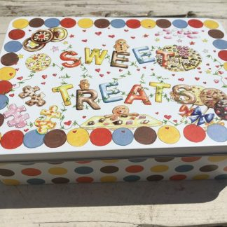 Sweet Treat Tin