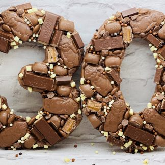 Giant Chocolate Numbers
