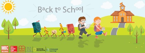 Facebook Cover (Back to School) - Al-Manar Book Centre