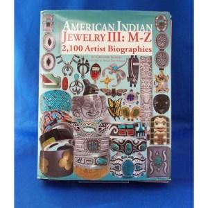 Book-American Indian Jewellery 3