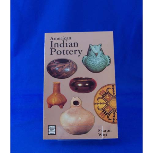 Book-American Indain Pottery