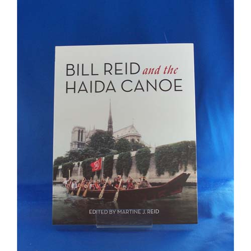 Book-Bill Reid and the Haida Canoe