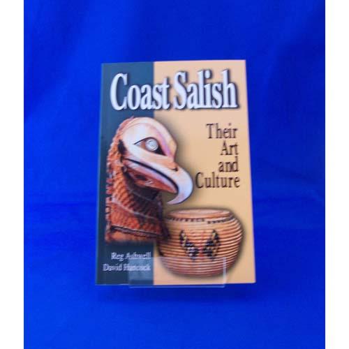 Book-Coast Salish Their Art and Culture