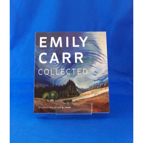 Book-Emily Carr Collected