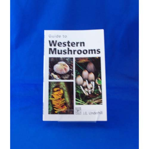 Book-Guide to Western Mushrooms