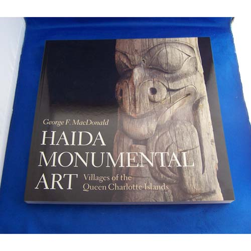 Book-Haida Monumental Art