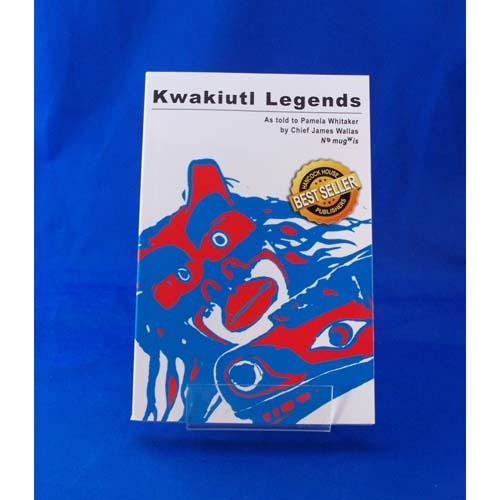 Book-Kwakiutl Legends