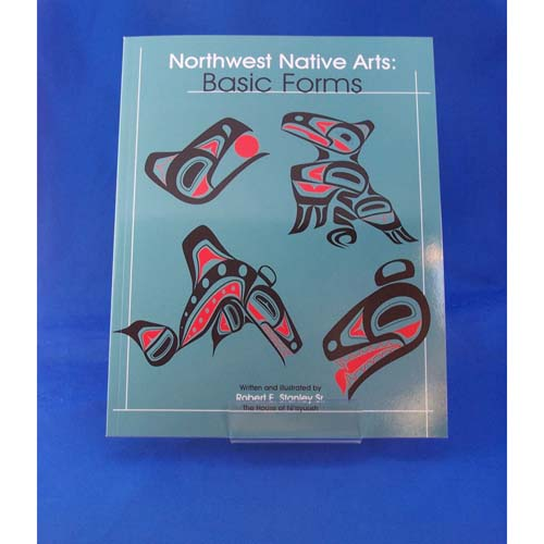 Book-Northwest Native Arts: Basic Forms