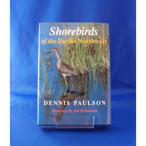 Book-Shore Bird of the Pacific Northwest