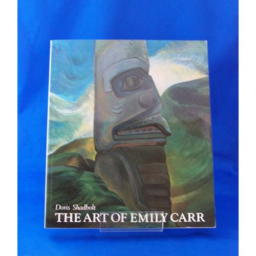 Book-The Art of Emily Carr