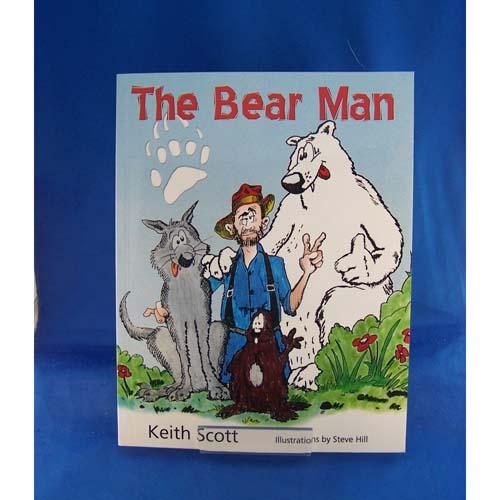 Book-The Bear Man