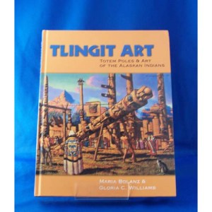 Book-Tlingit Art