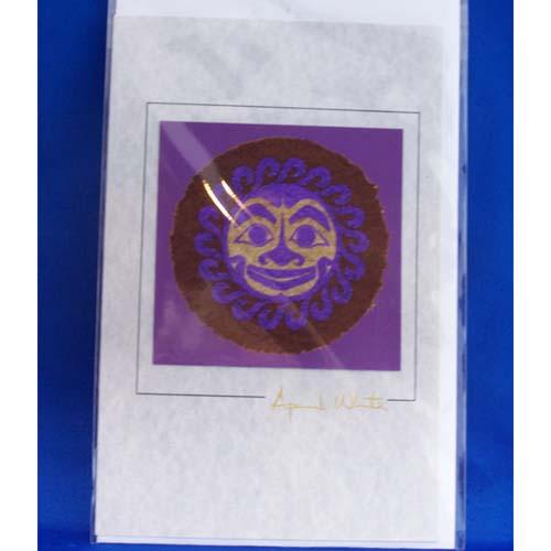 Card-Haida Sun 3 by April White