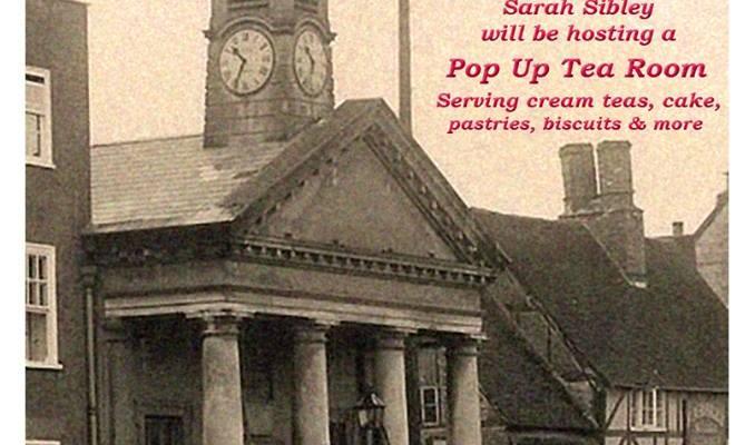 Pop Up Tea Room at Nana Ruth's Vintage & Craft Fayre – 25th October 2015