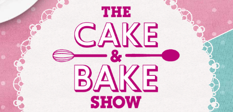 Cake & Bake Show London 7-9th Oct 2016