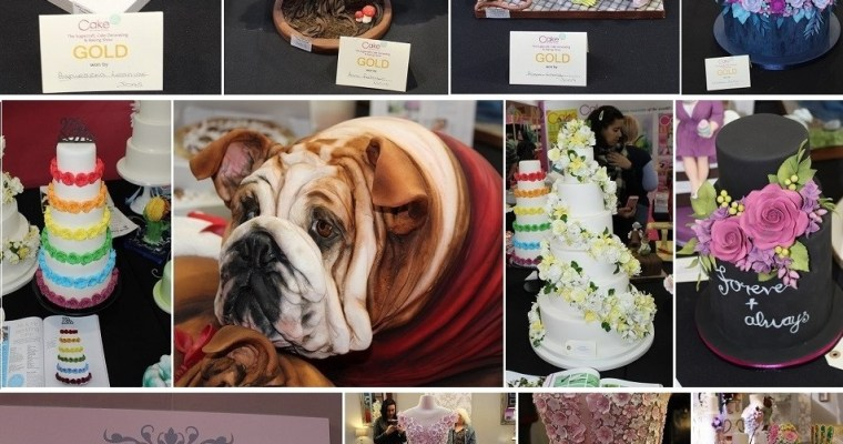 Cake International London April 2017 – Including ALL of the Competition Cakes!!!