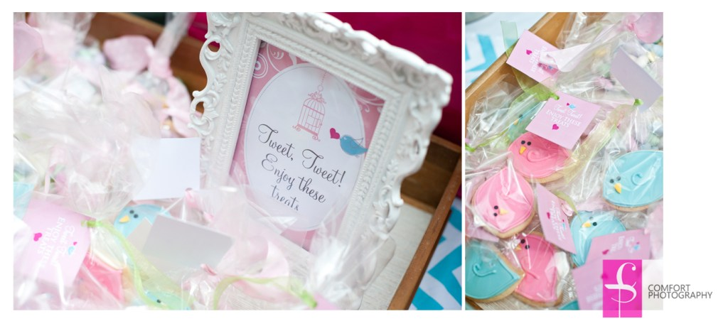 Cherry Blossom and Birds Themed First Birthday Sarah Sofia Productions