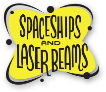 Spaceships and Laserbeams