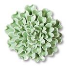 Mint Floral Wall Decor