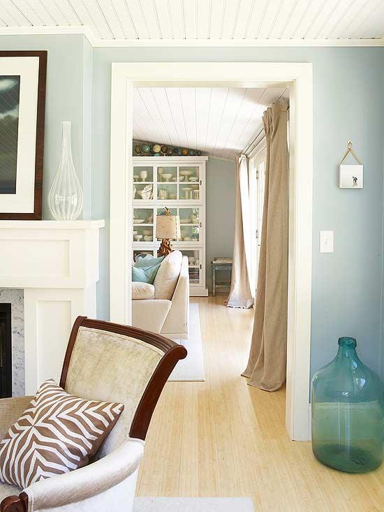Living Room Refresh || Sarah Sofia Productions