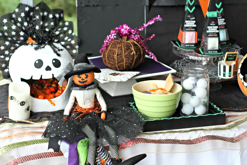 Halloween Party Ideas: Easy Spooky Monster Eye Balls Sarah Sofia Productions
