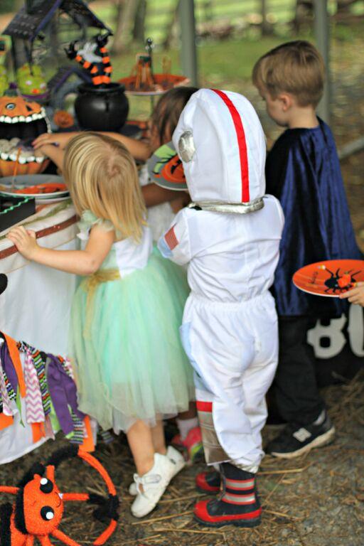 Halloween Party Ideas Sarah Sofia Productions