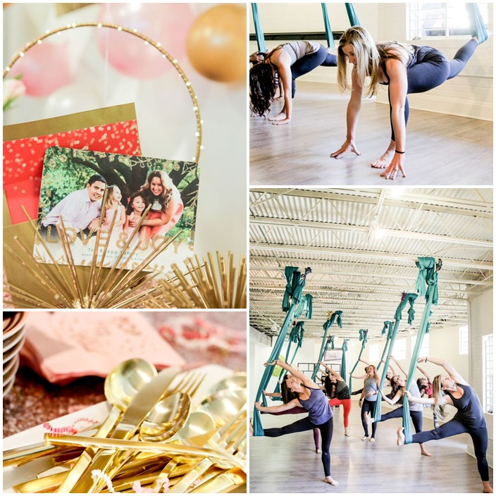 New Years Day Brunch and Yoga Party Sarah Sofia Productions
