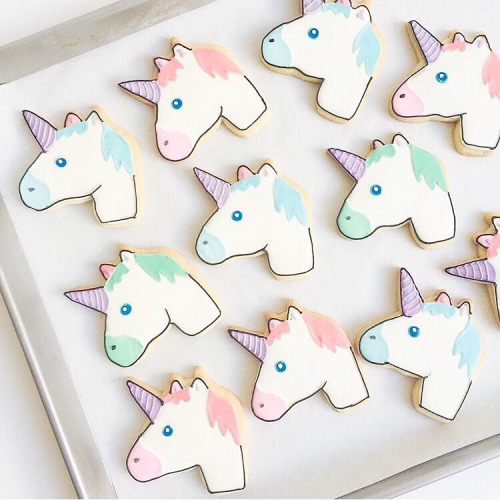 Fairies Unicorns and Rainbows Party Inspiration: Dessert Sarah Sofia Productions