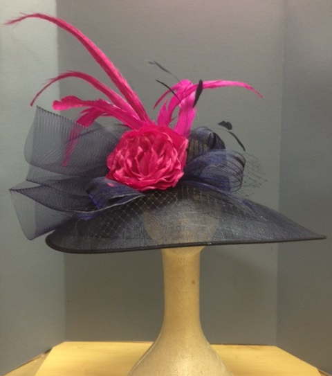 Derby Style Designer Hat via Sarah Sofia Productions