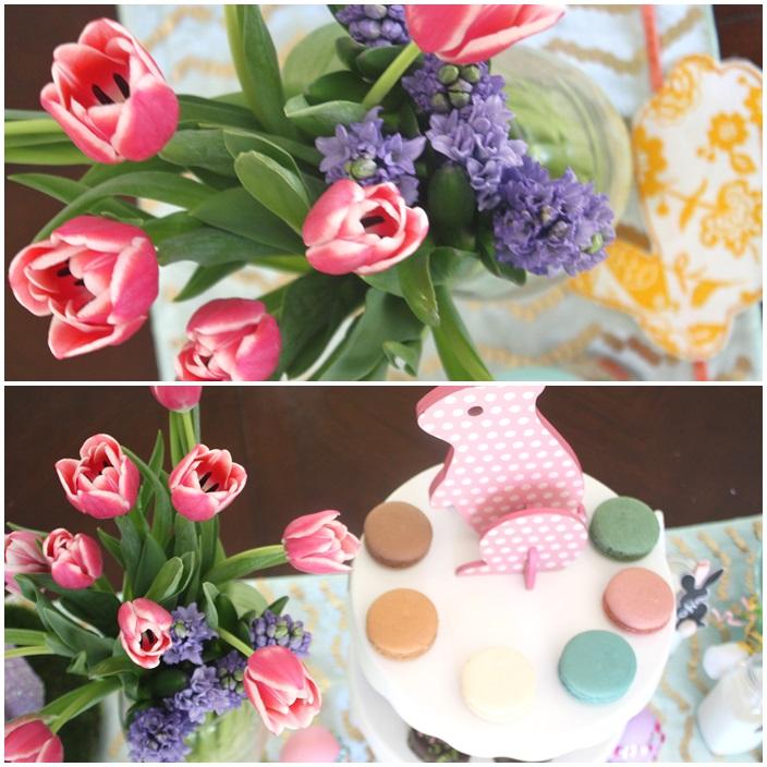 Easter Decor and Dessert Inspiration Sarah Sofia Productions