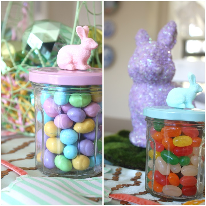 Easter Decor and Dessert Inspiration