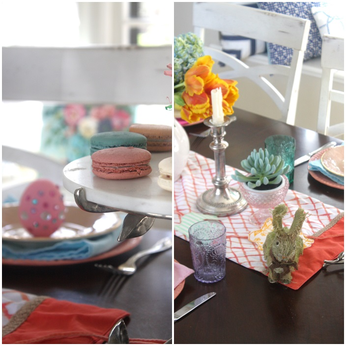 Easter Tablescape Sarah Sofia Productions