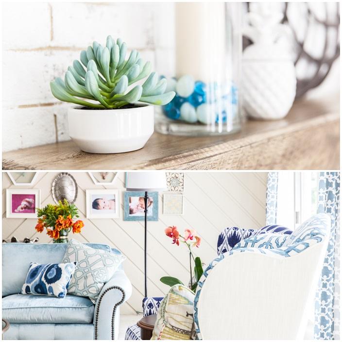 Family Room Refresh via Sarah Sofia Productions 4