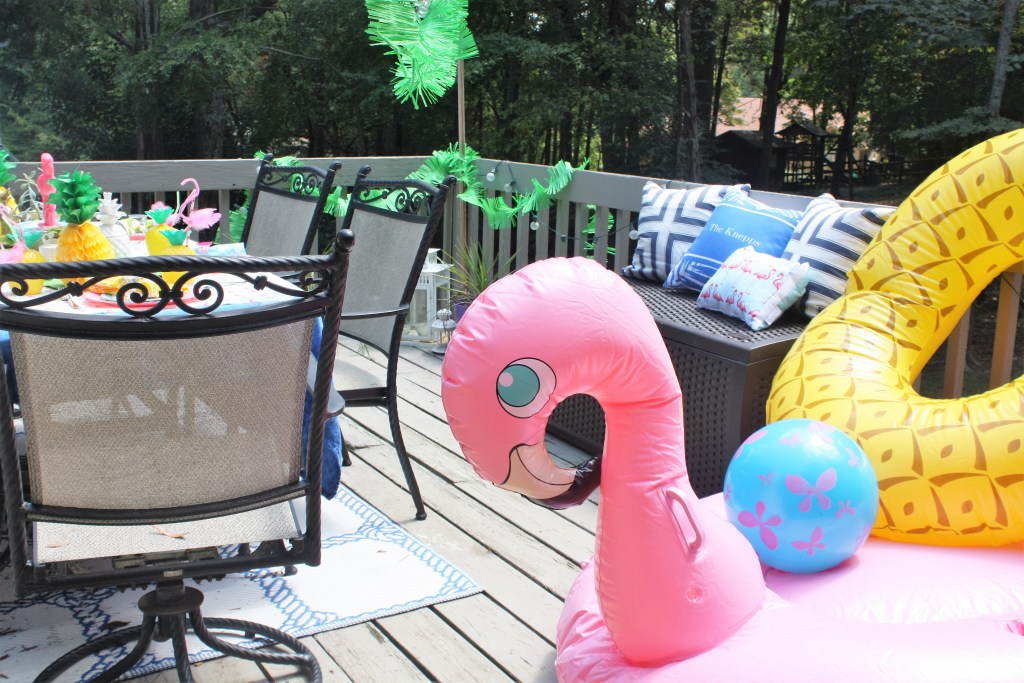Let's Flamingle All the Way to the End of Summer Sarah Sofia Productions