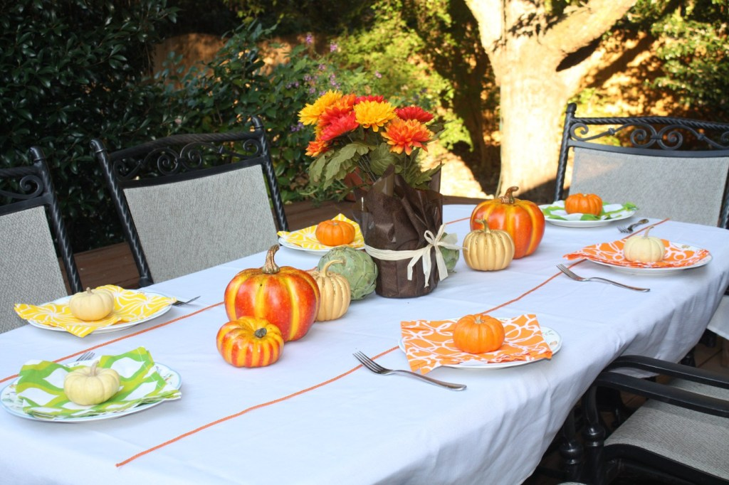 Fall Entertaining via Sarah Sofia Productions