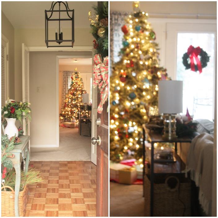 Christmas Home Tour via Sarah Sofia Productions