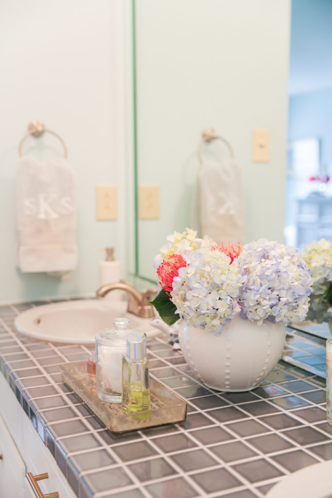 One Room Challenge Bathroom Refresh Week 6 The Reveal