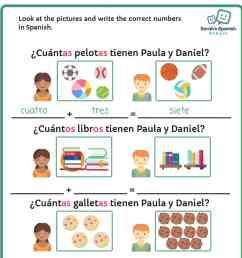 Elementary Spanish 1 - Sarah's Spanish School [ 1180 x 1200 Pixel ]