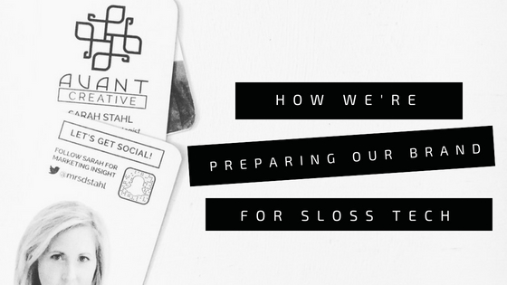 Is Your Brand Ready to be Seen at Sloss Tech?