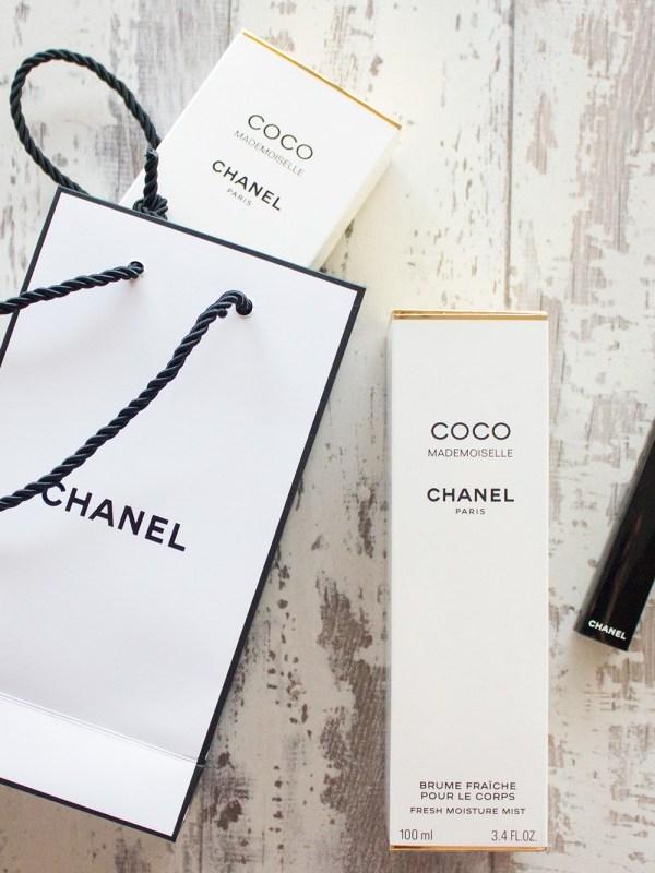 Chanel Beauty Treats