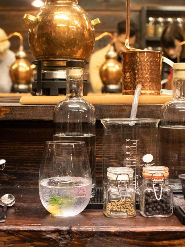 The Ultimate Gin Experience