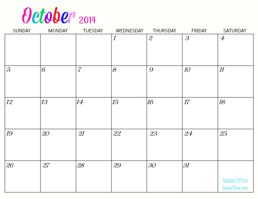 Eprintablecalendars 2014 autos post for Google drive calendar template 2014