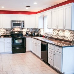 Kitchen Remodel How To Commercial Wall Covering Your On A Budget Sarah Titus