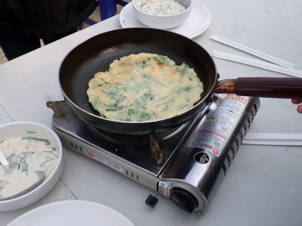 Korean Pancake (Jeon)