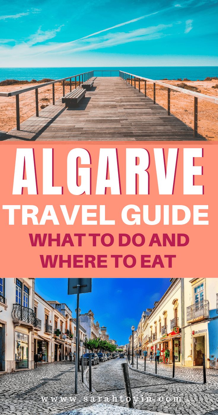 Algarve Travel Guide