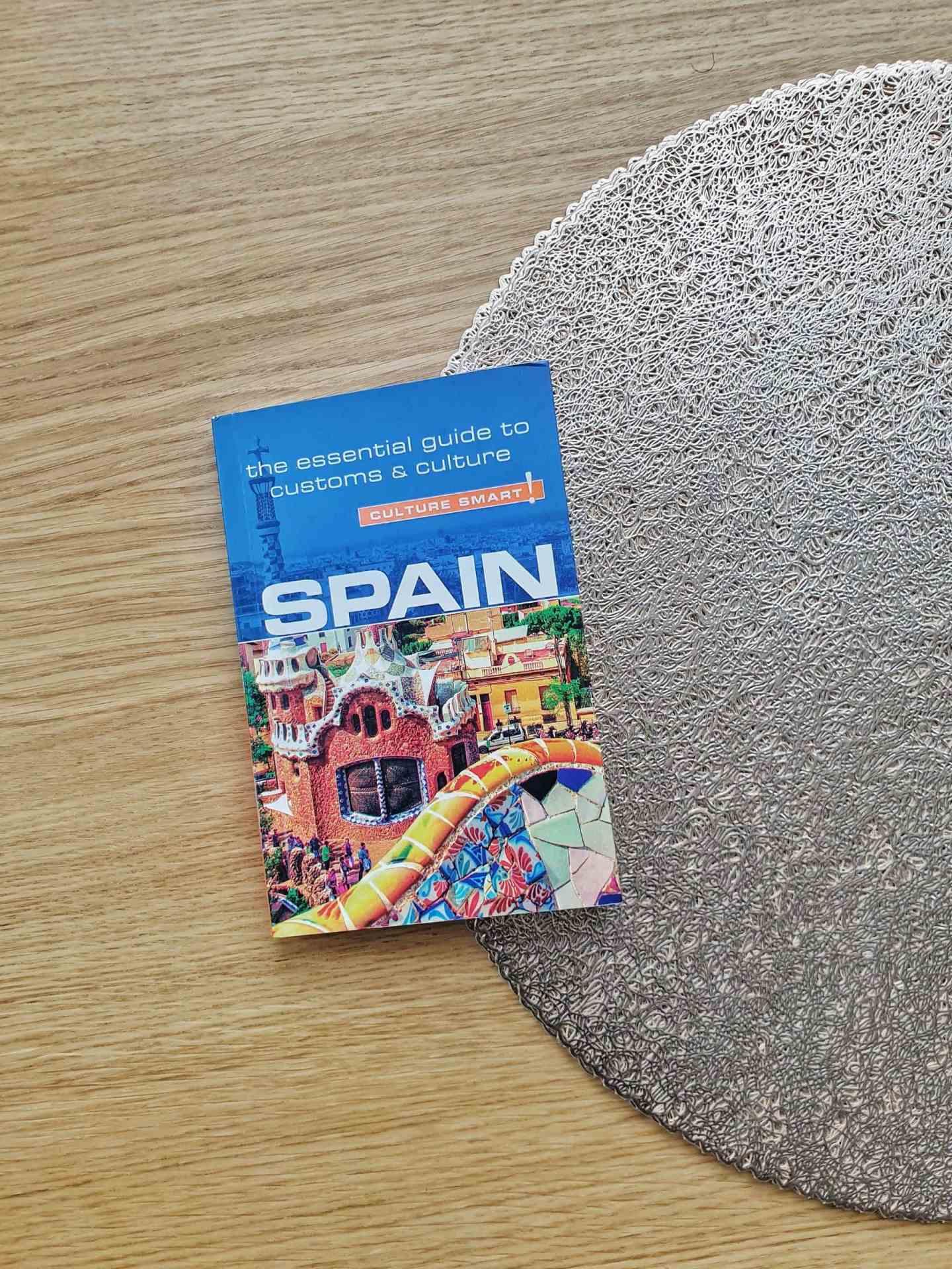 Spanish Culture Book