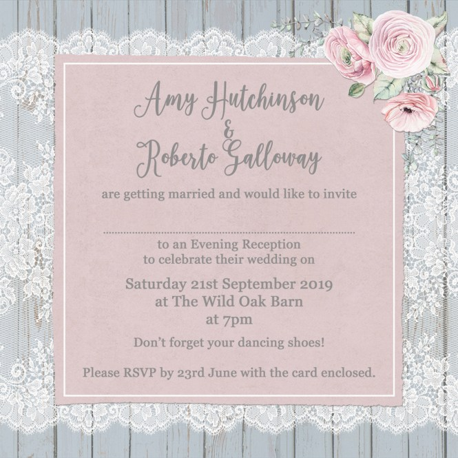 The Complete Guide To Wedding Invitation Wording Sarah