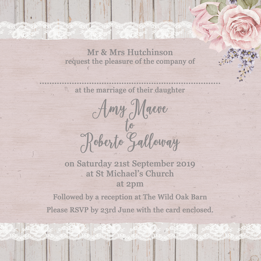 The Complete Guide To Wedding Invitation Wording Sarah Wants Stationery