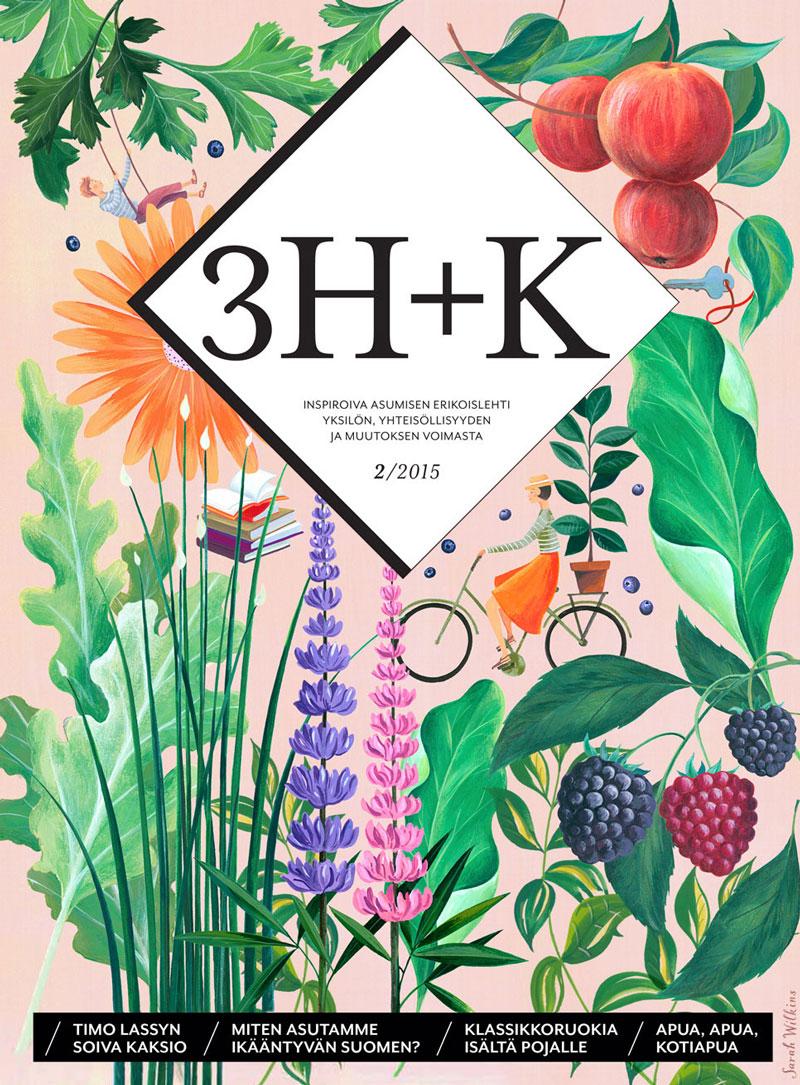 Magazine Cover for Finland