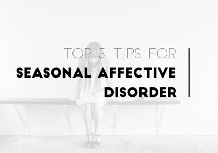 top 5 tips to overcome seasonal affective disorder sad